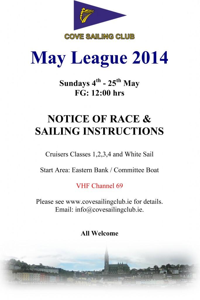 2014 May League NOR