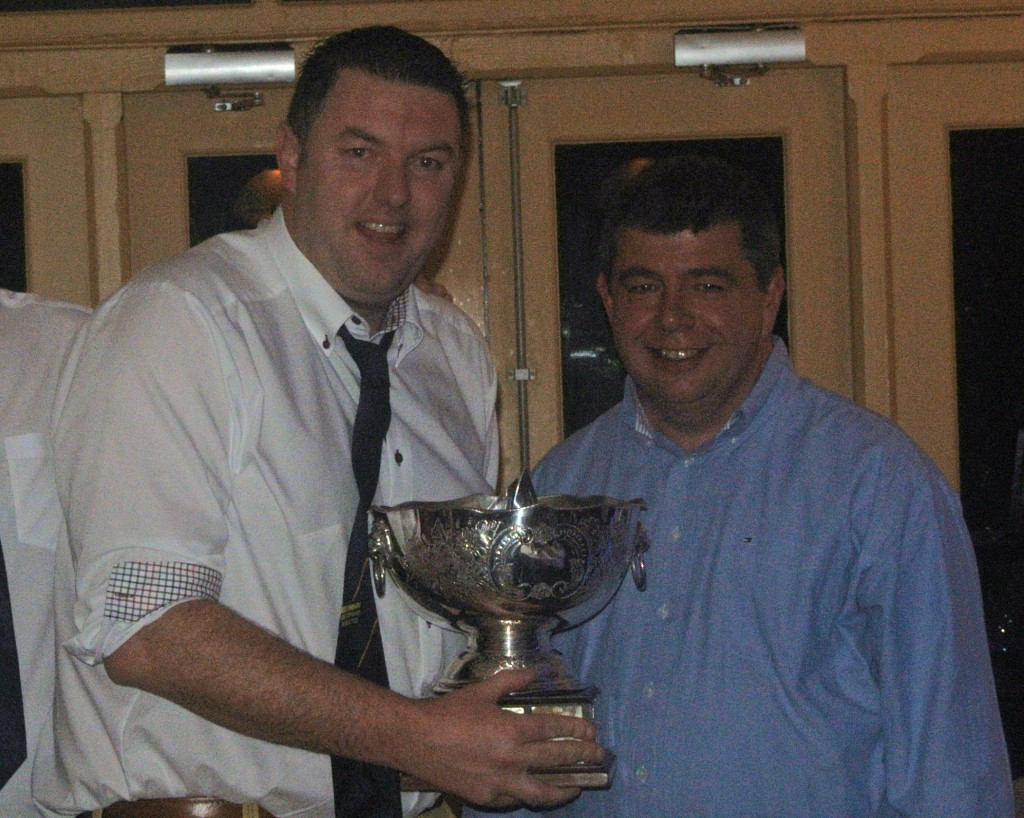 Foley Rose Bowl awarded to Illes Pitiuses (Jason and Dominic Losty)