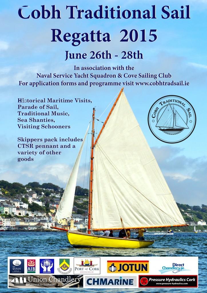 Trad Sail Poster